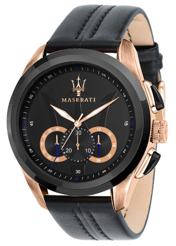 Maserati Traguardo Chronograph Quartz R8871612025 Men's Watch