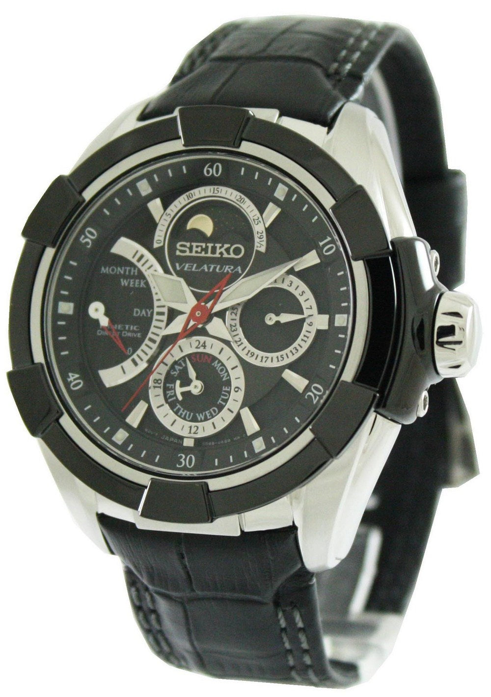 Seiko Velatura Kinetic Direct Drive SRX009P2 Men's Watch