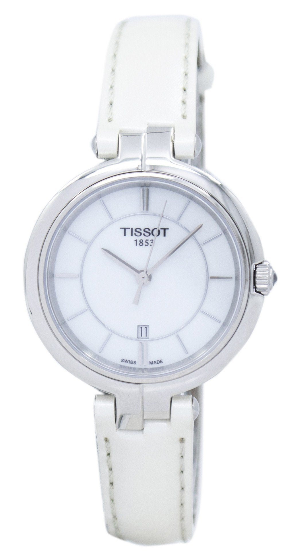 Tissot T-Lady Flamingo Quartz T094.210.16.011.00 T0942101601100 Women's Watch