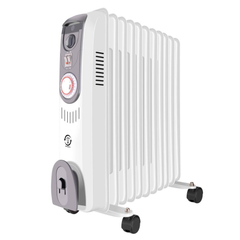 2.5/3KW Oil Filled Timable Electric Radiator 9/11 Fins