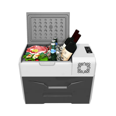 50L Wheel Mounted Portable Fridge for Home & Car Use
