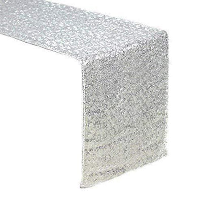 High-density Gold Sequins Birthday Wedding Banquet Table Runner
