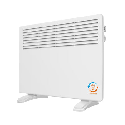 1.2KW/ 2.5KW Portable Electric Panel Heater Wall Mounted Heater