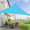 4*4*4m Triangle sunshade sunshade sail folding sunshade canopy