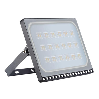 100W-500W LED Ultra-thin Outdoor Spotlight IP65 Waterproof for Garden Garages Sports Field Yard EEKA 5 10 20 Pack