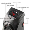 400W Electric Handy Mini Fan Heater