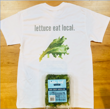 Load image into Gallery viewer, Lettuce Eat Local | Men's Tee