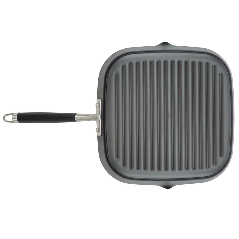 11-Inch Deep Square Grill Pan