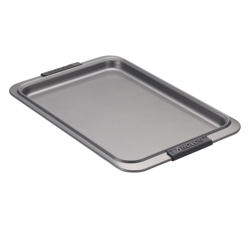 Cookie Sheet with Silicone Grips