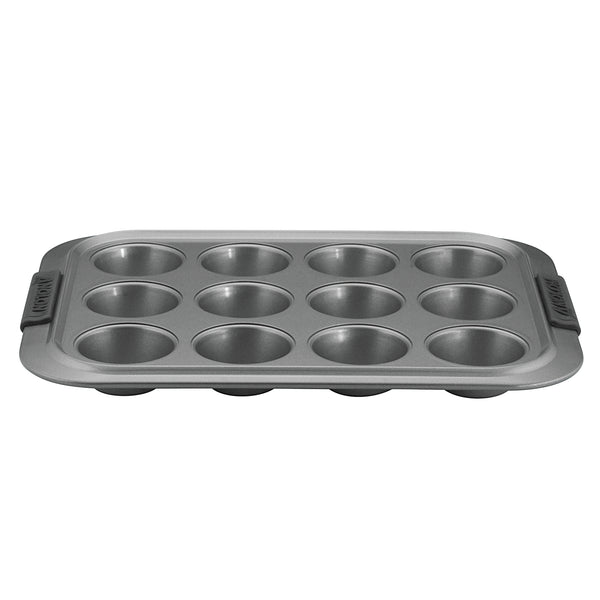 Advanced Muffin Pan with Silicone Grips
