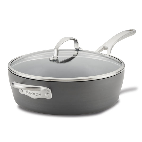 5-Quart Sauté with Helper Handle