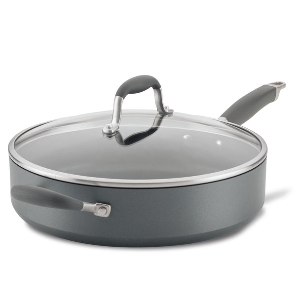 Advanced Home Sauté Pan with Helper Handle