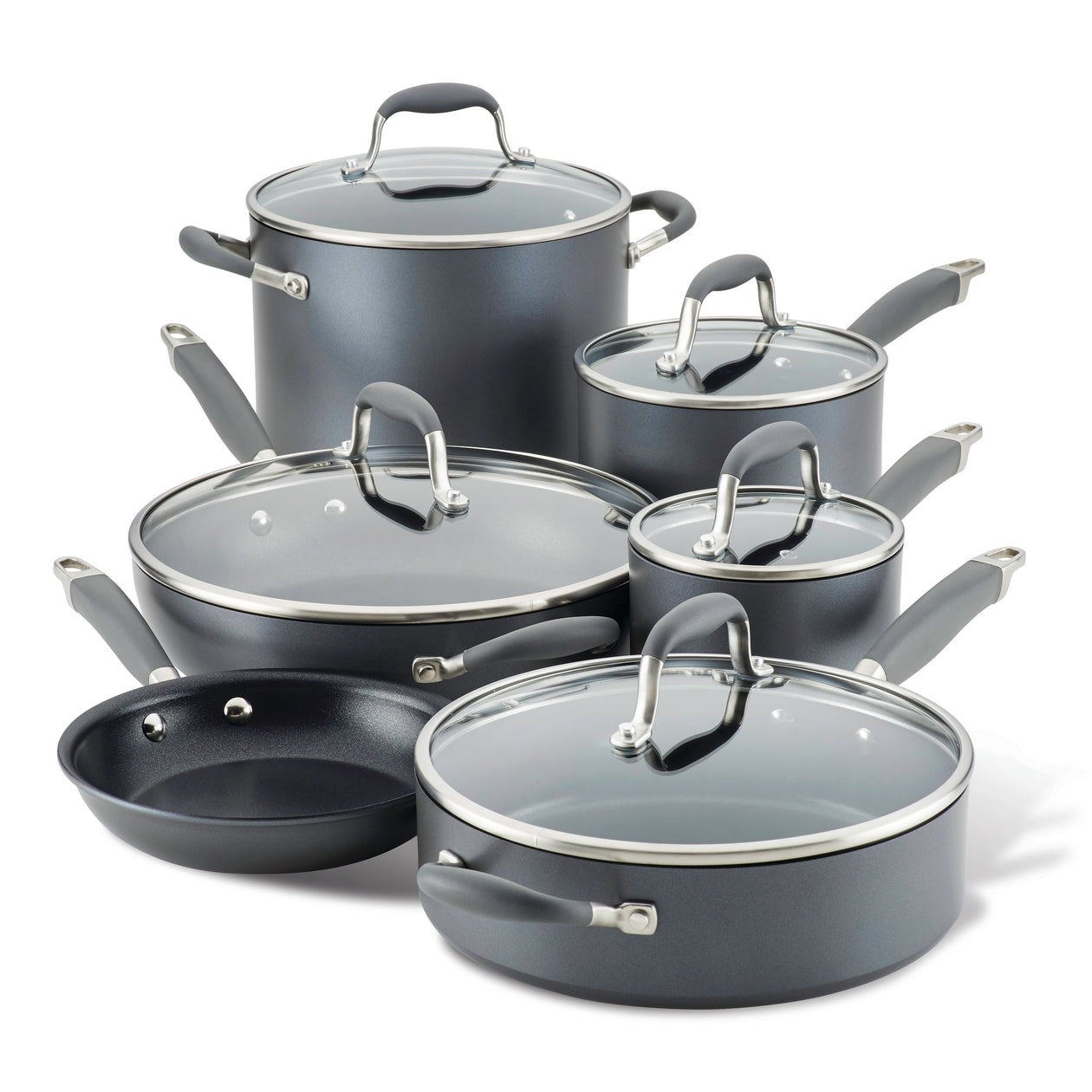 11 Piece Cookware Set Anolon