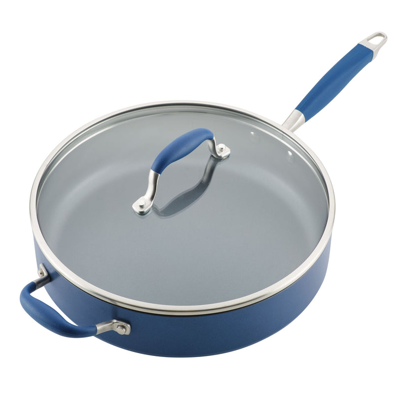 5-Quart Sauté Pan with Helper Handle