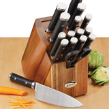 17-Piece Knife Block Set