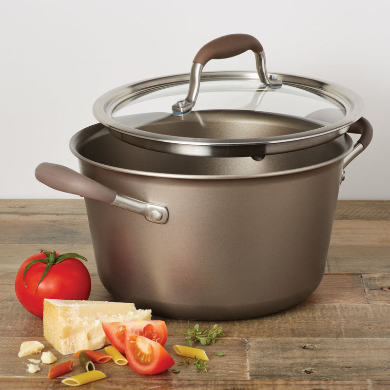 4.5-Quart Tapered Stockpot