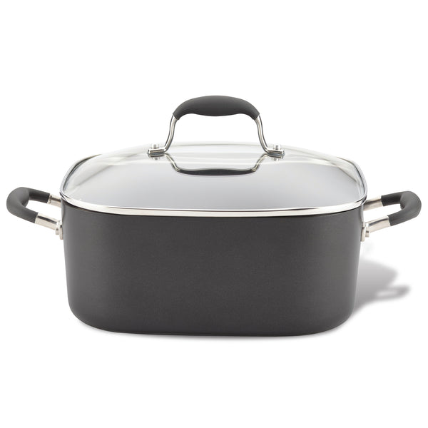 7-Quart Square Dutch Oven with Lid