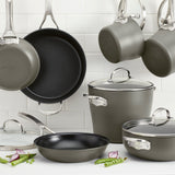 Allure Cookware Set on display - feature