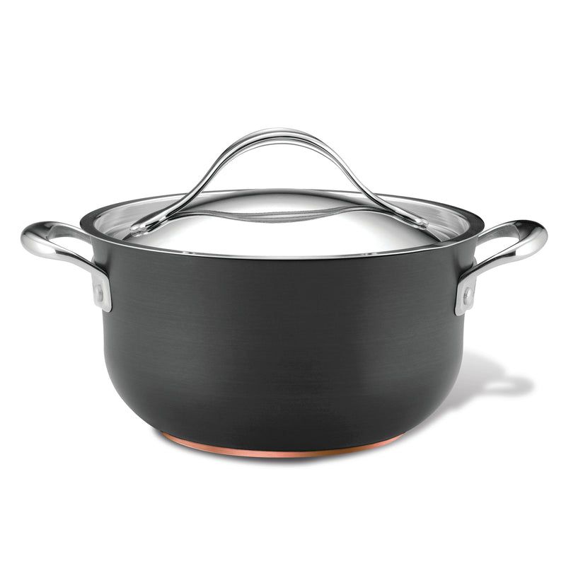 4-Quart Covered Casserole