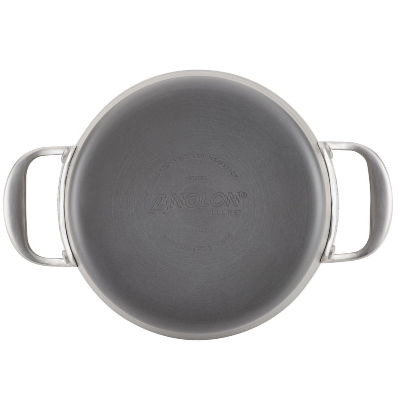 4-Quart Covered Saucepot