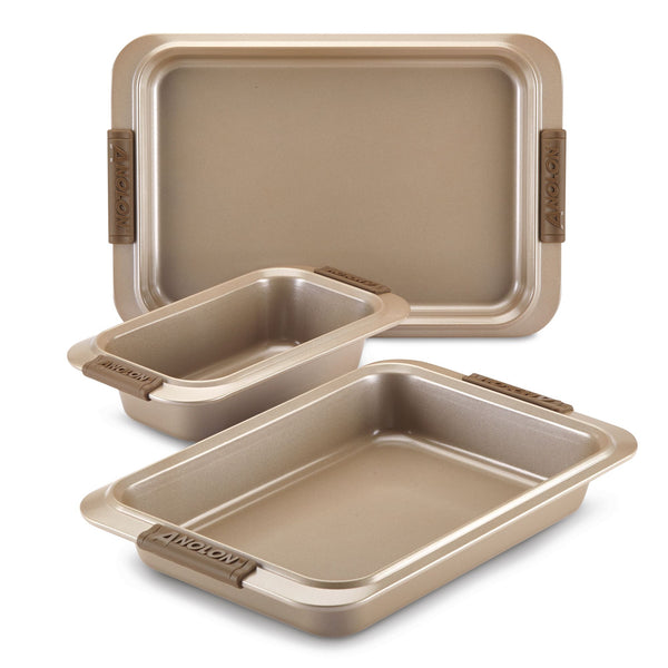 3-Piece Bakeware Set