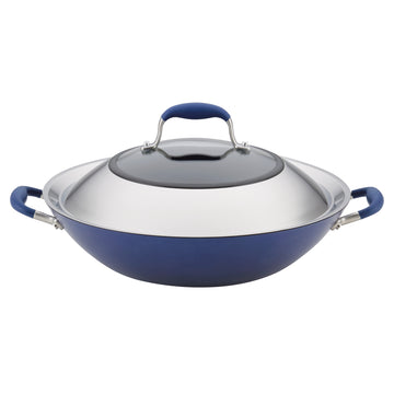 Advanced 14-Inch Wok with Side Handles