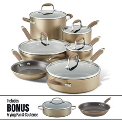 Make every meal a win with Anolon Advanced Home cookware - feature