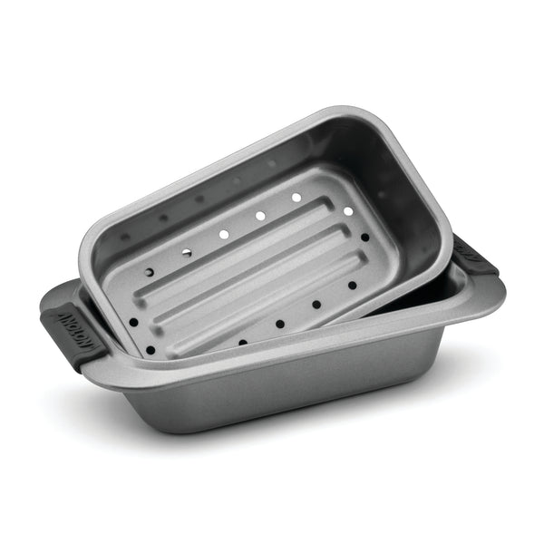 Advanced Loaf Pan Set with Silicone Grips