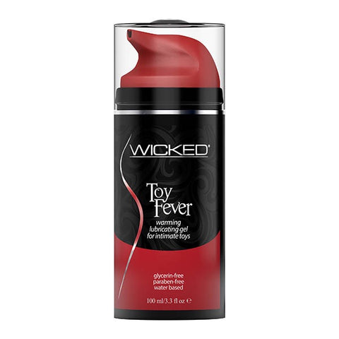 Wicked Toy Fever Lubricant 100ml