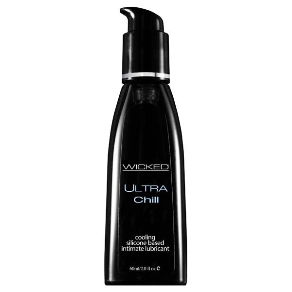 Wicked Ultra Chill Silicone Lubricant 60ml