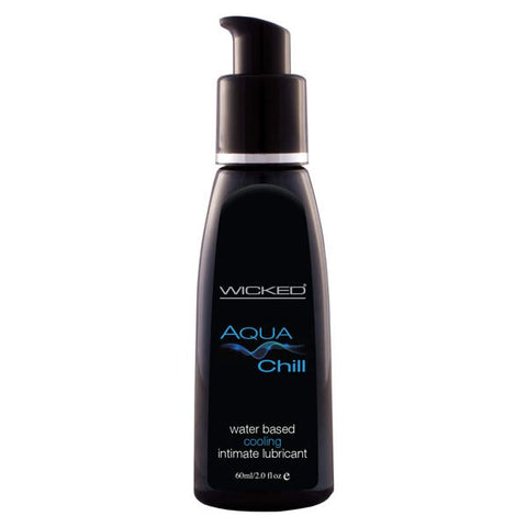 Wicked Aqua Chill Lubricant 60ml