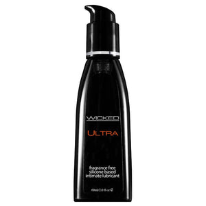Wicked Ultra Silicone Lubricant 60ml