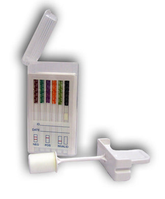 Oral Cube 5 panel saliva drug test c254