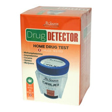 Load image into Gallery viewer, allsource drug detector 5 panel home test kit