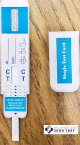cotinine smoke detection in urine nicotine test