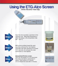Load image into Gallery viewer, etg urine alcohol procedure