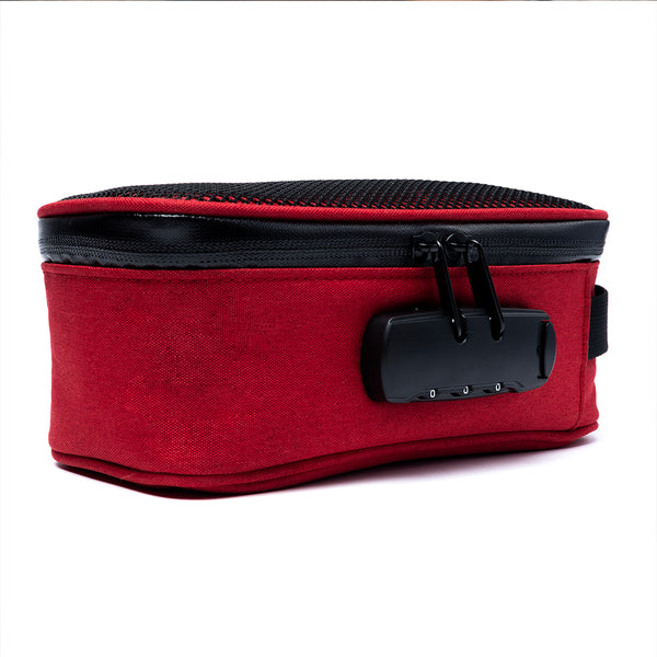 Stash Bag Smell Proof Storage (Red)