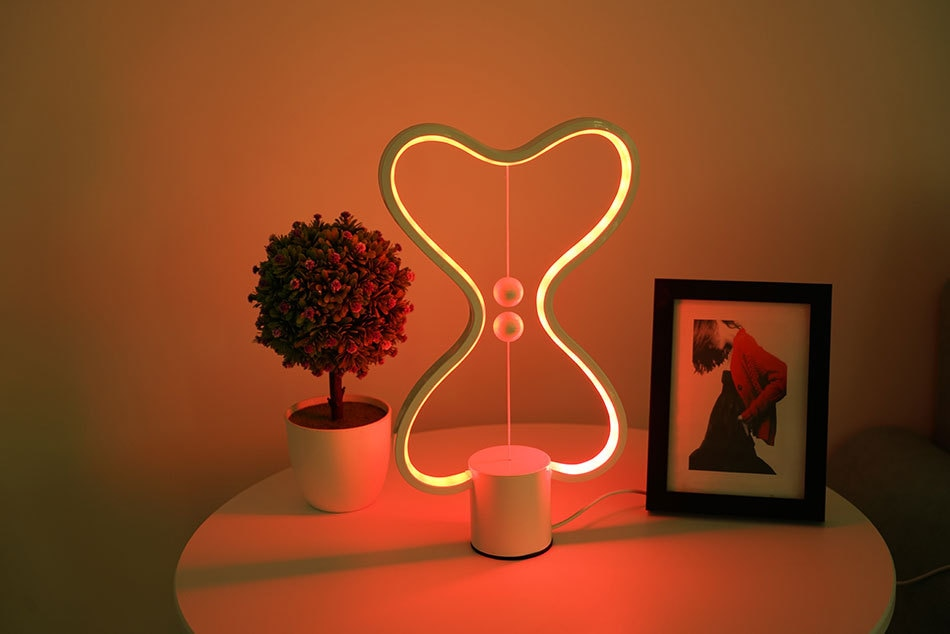 7 Color Changeable Heng Balance Lamp