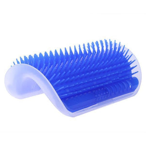 Cat Massage Self Groomer Comb Brush