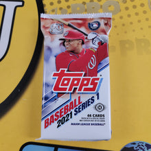 Load image into Gallery viewer, 2021 Topps Series 1 Baseball Jumbo Pack