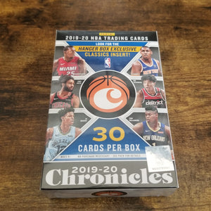 2019-20 Panini Chronicles Hanger Box