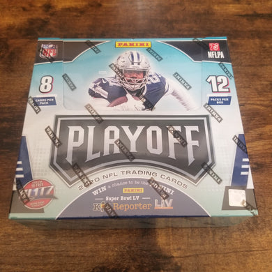 2020 Panini Playoff Hobby Box