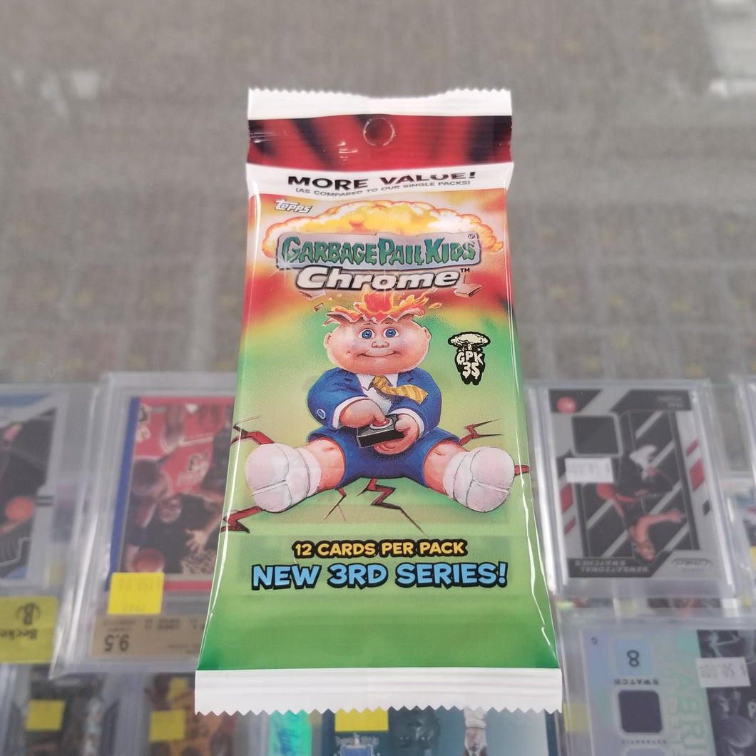 2020 Topps Chrome GPK Value Pack