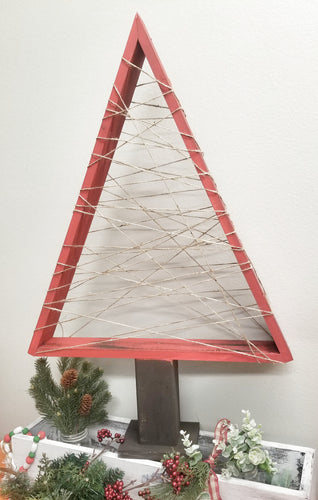 12/3 Christmas Tree Card Display