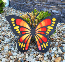 Load image into Gallery viewer, 5/17 3D Butterfly Door Hanger 6pm