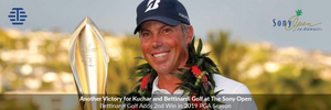 Another Victory for Kuchar and Bettinardi Golf at The Sony Open