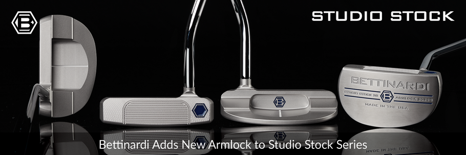 BETTINARDI RELEASES NEW ARMLOCK PUTTER