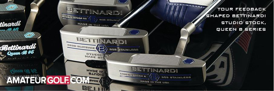 TOUR FEEDBACK SHAPED BETTINARDI STUDIO STOCK, QUEEN B SERIES