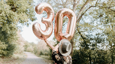 How I felt about turning 30