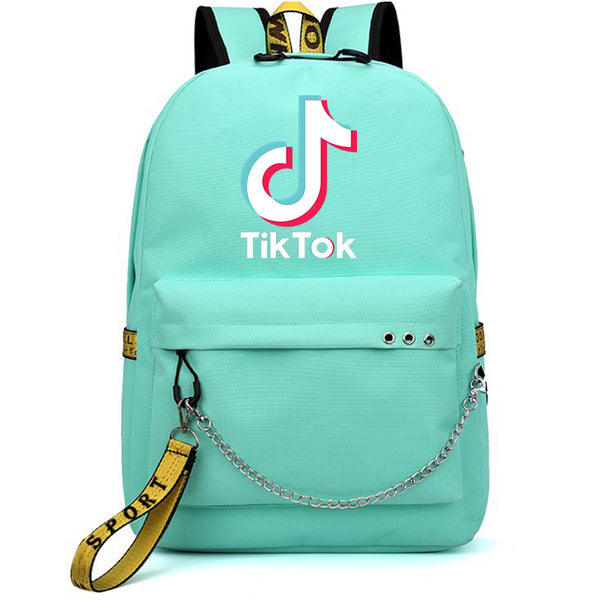Casual Tik Tok Backpacks for Girls  School Bag and Women Travel Backpacks